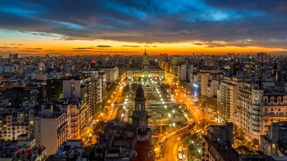 Obras nuevas en la ciudad de Buenos Aires