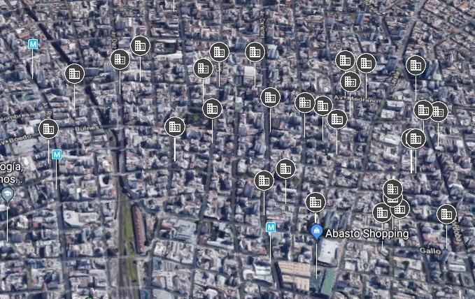 Departamentos en Almagro