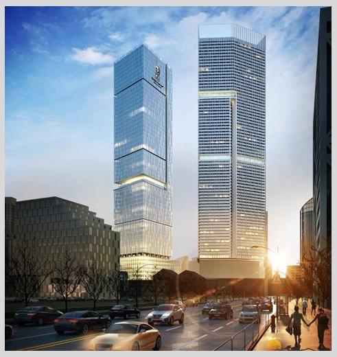 Torre de oficinas Oasis Tower, Mumbai
