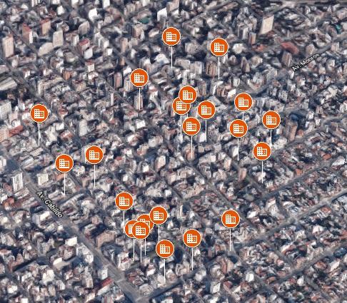 Departamentos en Belgrano