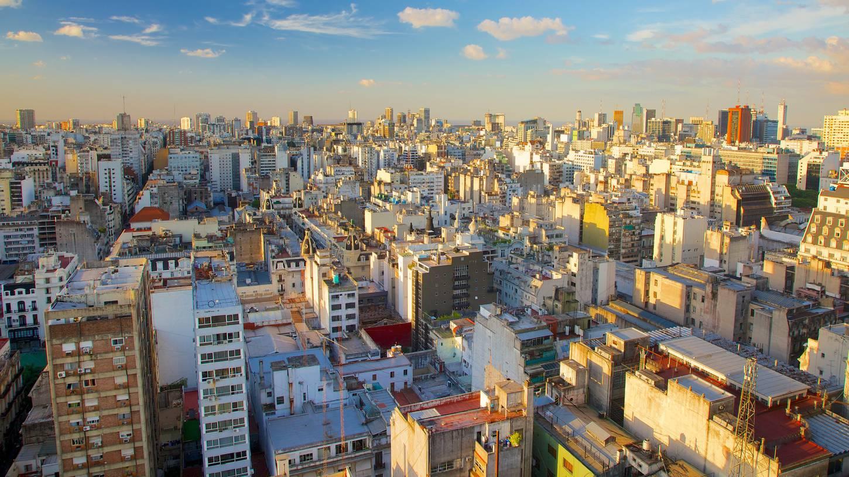 Buenos Aires - Barrios