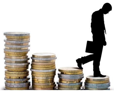 sueldos y valores inmobiliarios