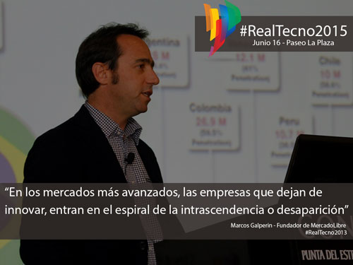 RealTecno2015 – Marcos Galperin