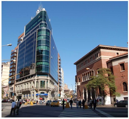Cantidad departamentos a estrenar y terrenos vendidos en Córdoba