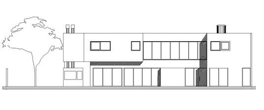 evolución costo construcción casa barrio privado abril 2016