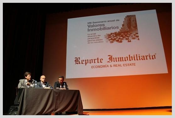Seminario Valores Inmobiliarios 2014 - Reporte Inmobiliario