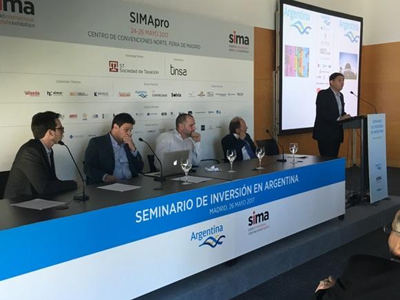 SIMA - Salón Inmobiliario de Madrid 2017