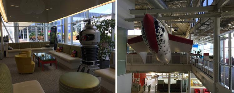 Oficinas Google Interior